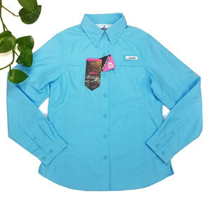 NWT Habit Valley Trail Long Sleeve Shirt Sz SNWT for sale